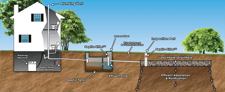 How your septic system works cleartech consulting ltd for How to design a septic system